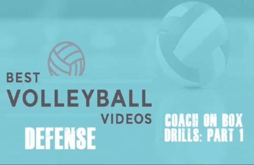 Defense - Coach on Box Drills: Part 1