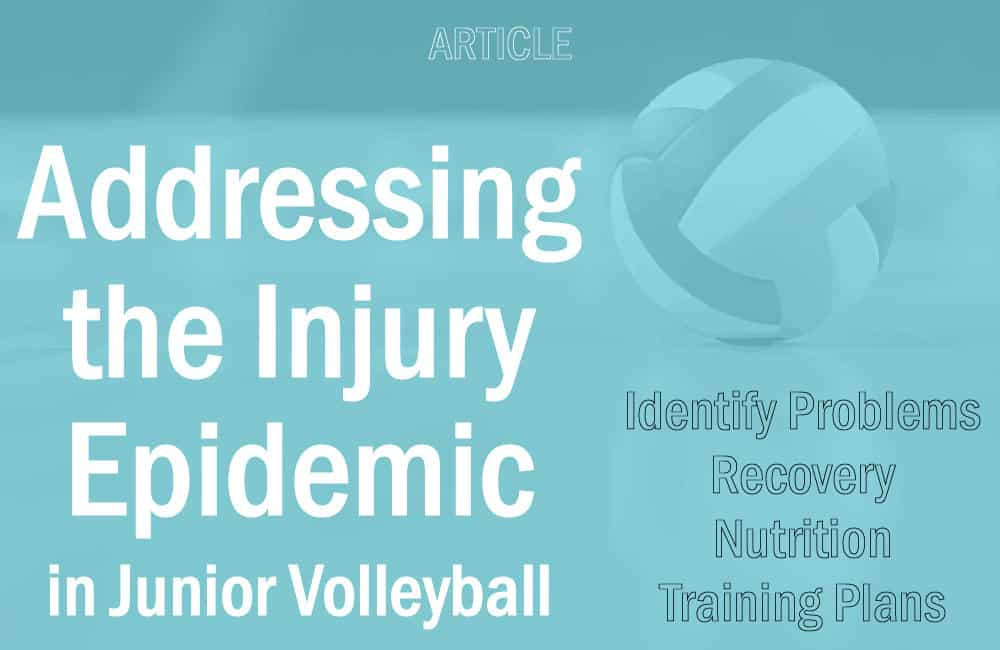 Best Volleyball Videos education resource: Addressing the Injury Epidemic